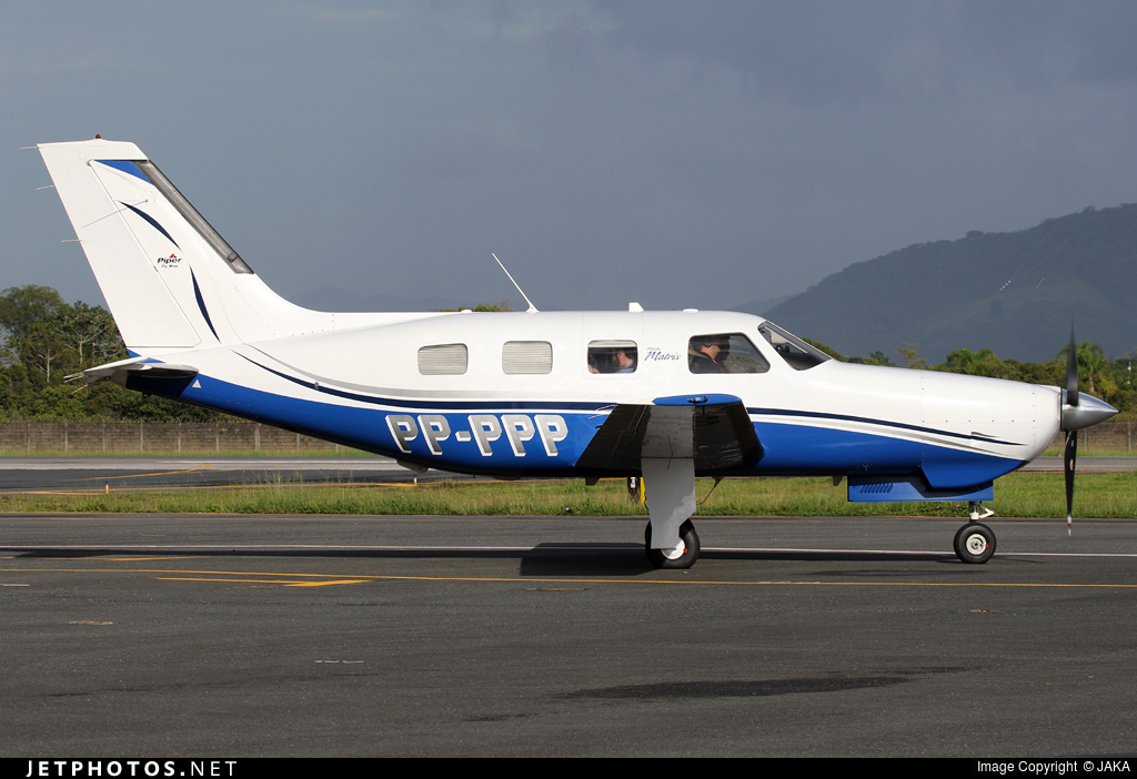 PP-PPP - Piper PA-46R-350T Matrix - Private