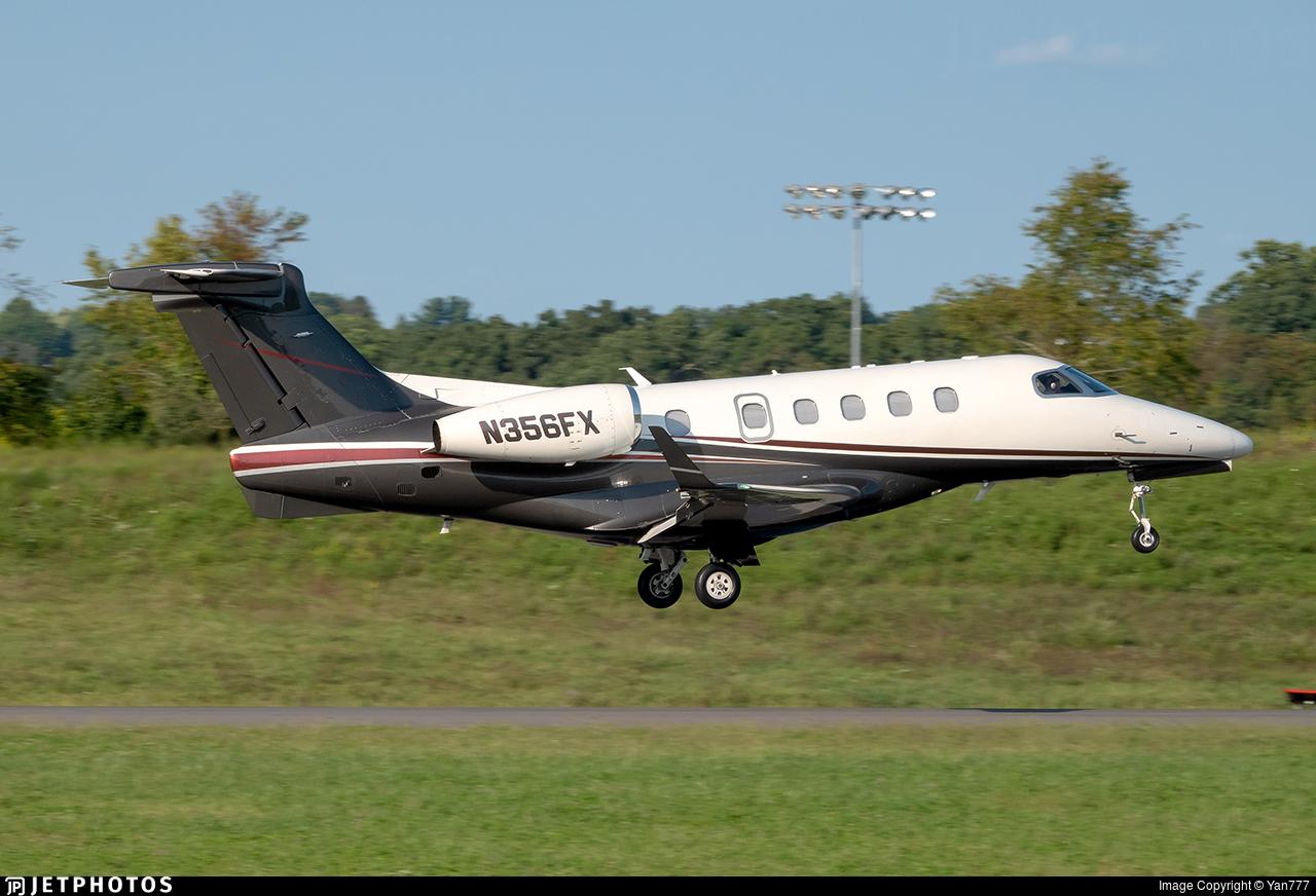 N356FX - Embraer 505 Phenom 300 - Flexjet