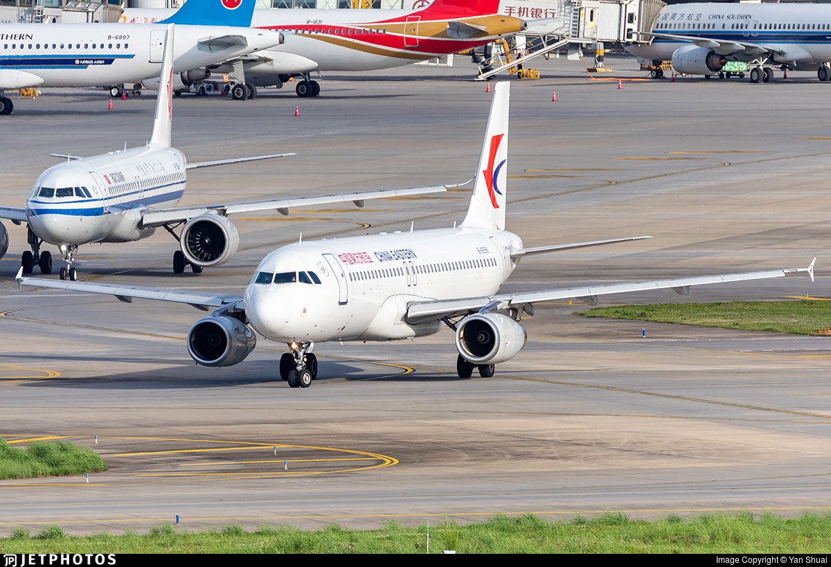 B-6558 - Airbus A320-232 - China Eastern Airlines