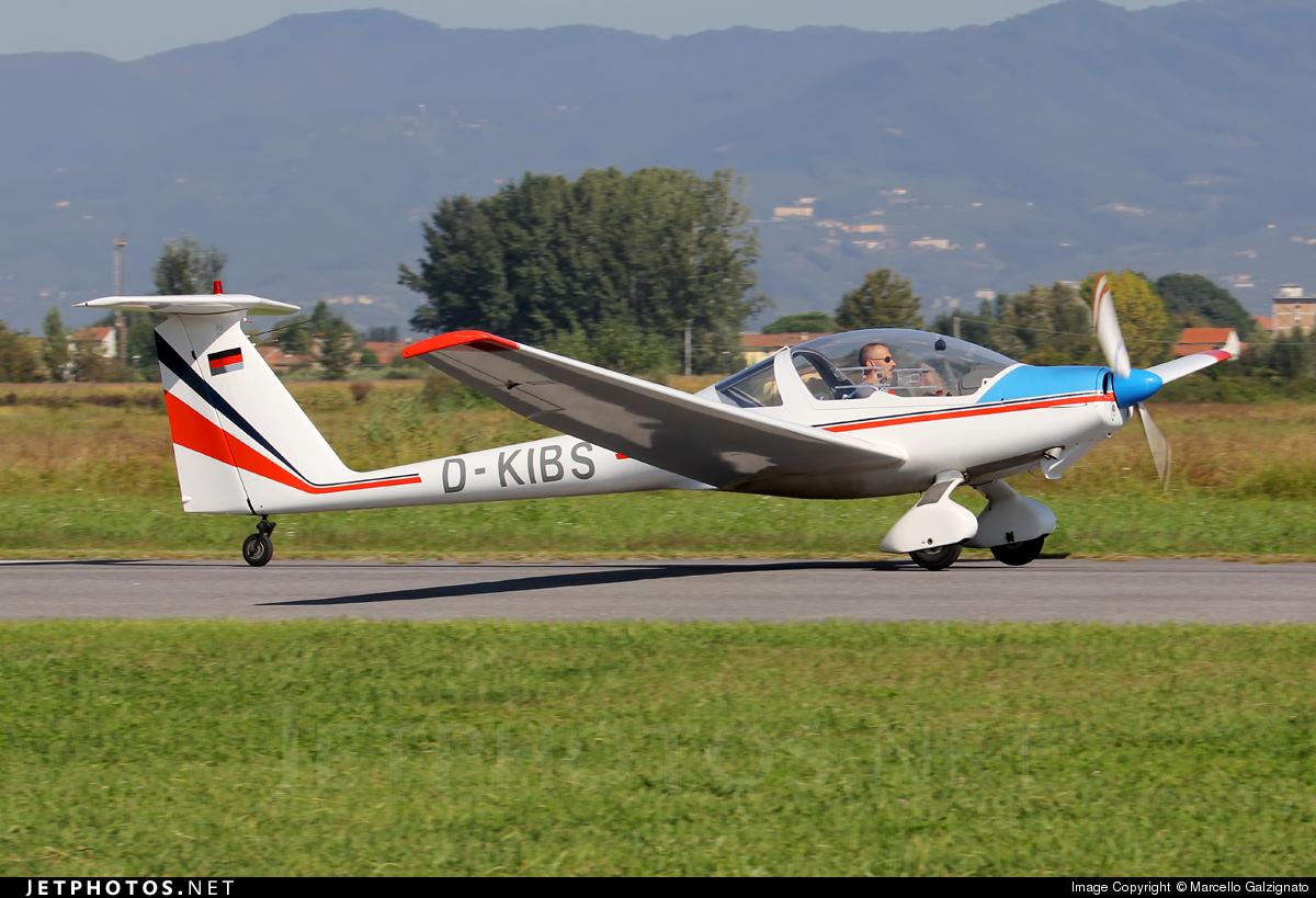 D-KIBS - Hoffmann HK-36R Super Dimona - Aero Club Volovelistico Toscano
