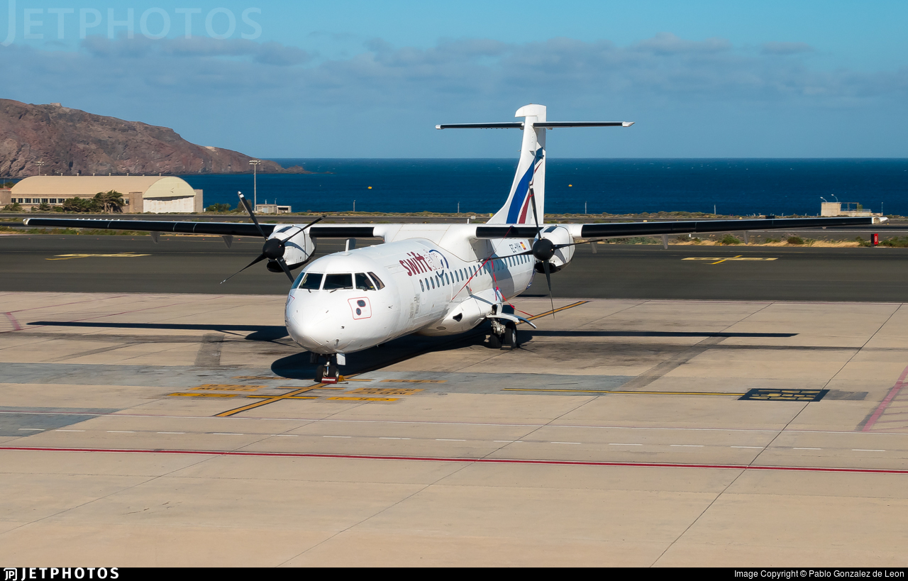 EC-IYH - ATR 72-202 - Swiftair