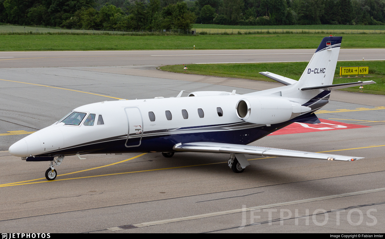 D-CLHC - Cessna 560XL Citation Excel - Private