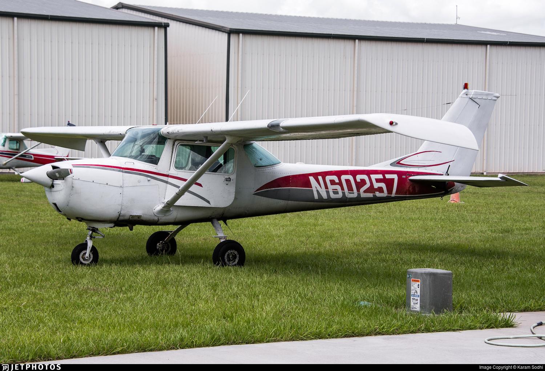 N60257 - Cessna 150J - Private