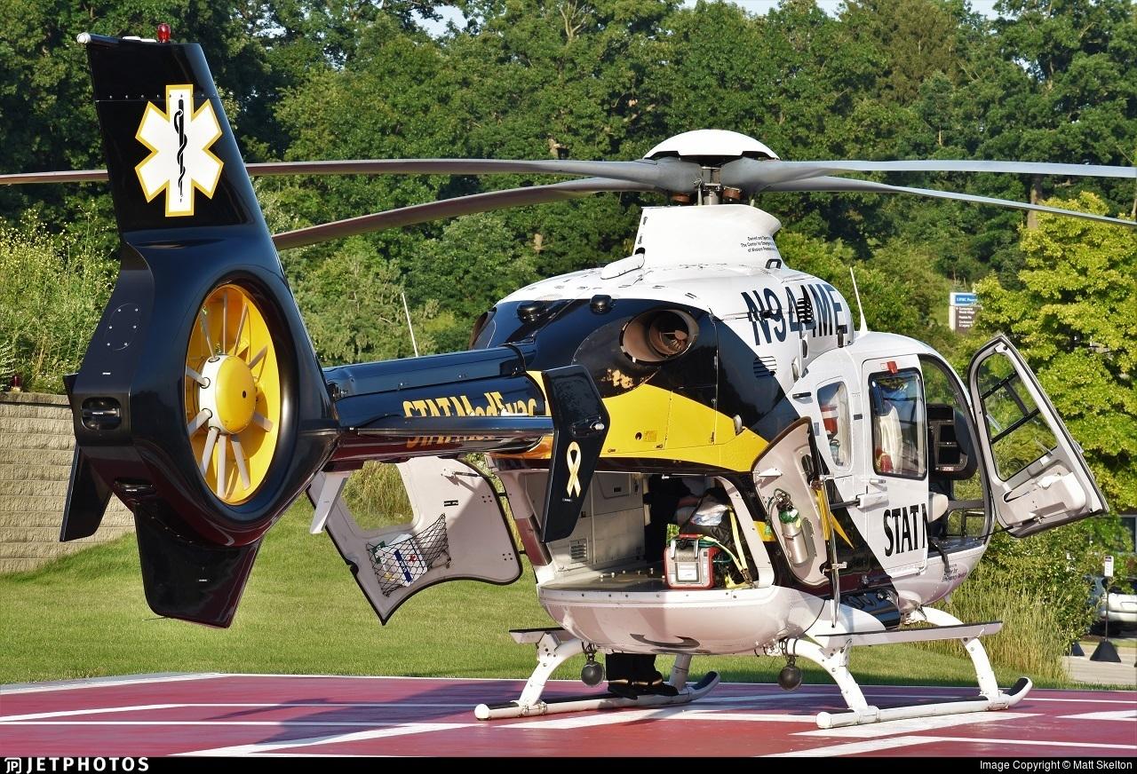 N944ME - Eurocopter EC 135T2+ - STAT MedEvac