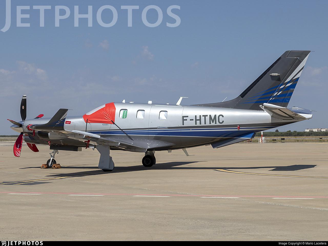 F-HTMC - Socata TBM-910 - Private