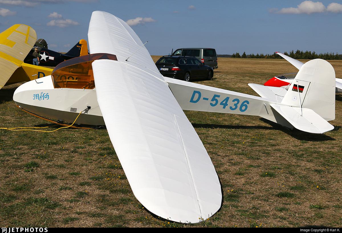 D-5436 - Raab Krähe IV  - Private