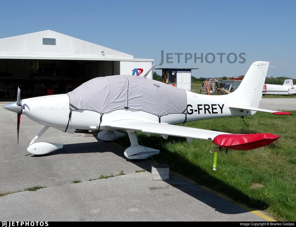 G-FREY - Cirrus SR20-GTS - Private