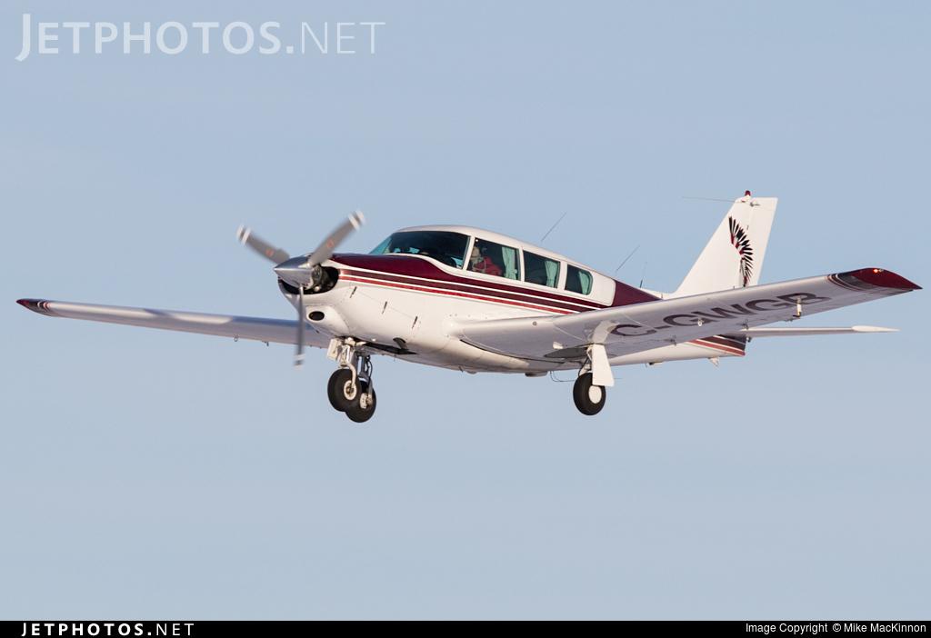 C-GWGB - Piper PA-24-260 Comanche B - Private