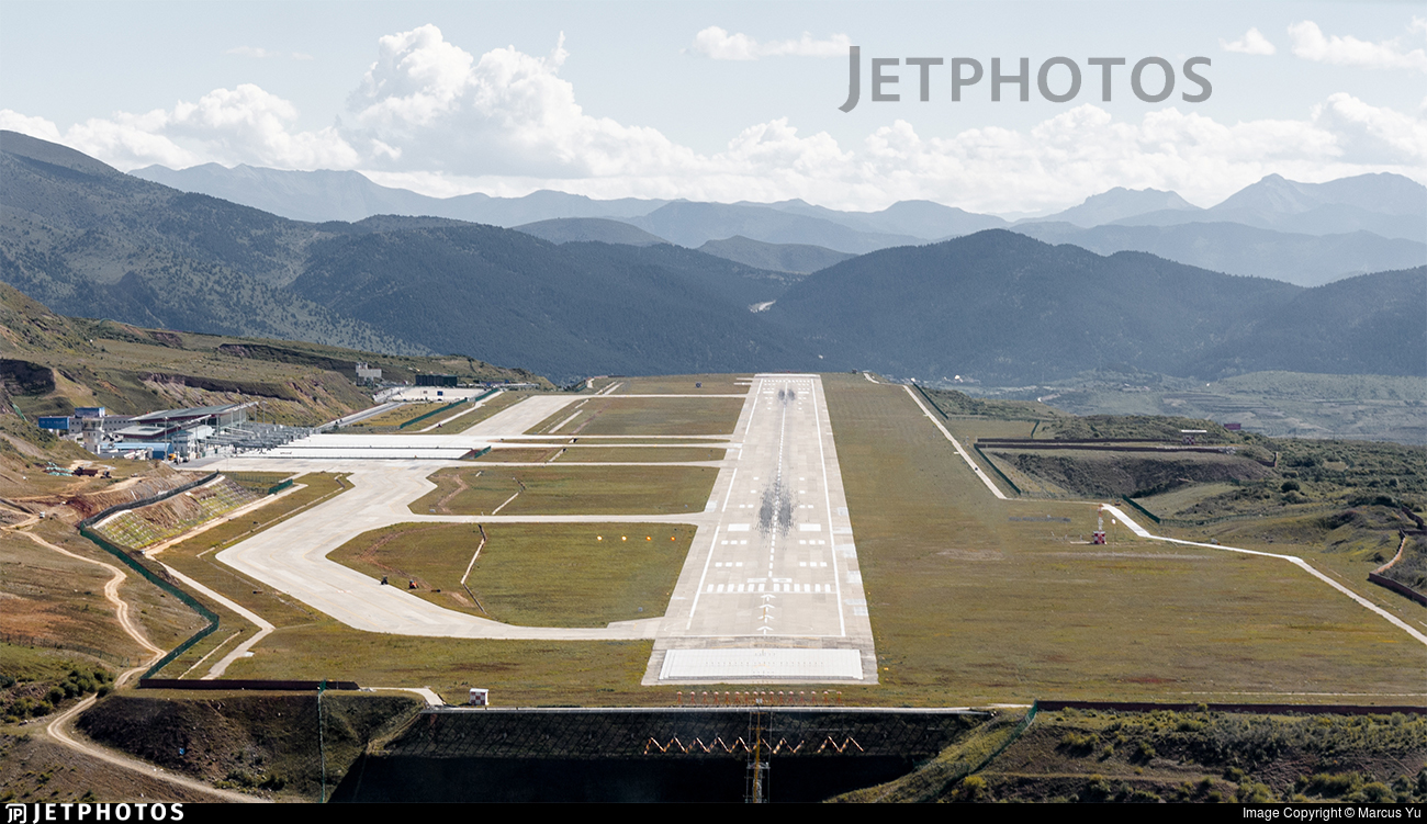 ZUJZ - Airport - Airport Overview