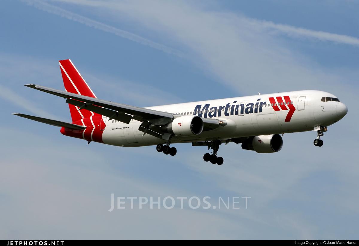 PH-MCJ - Boeing 767-33A(ER) - Martinair