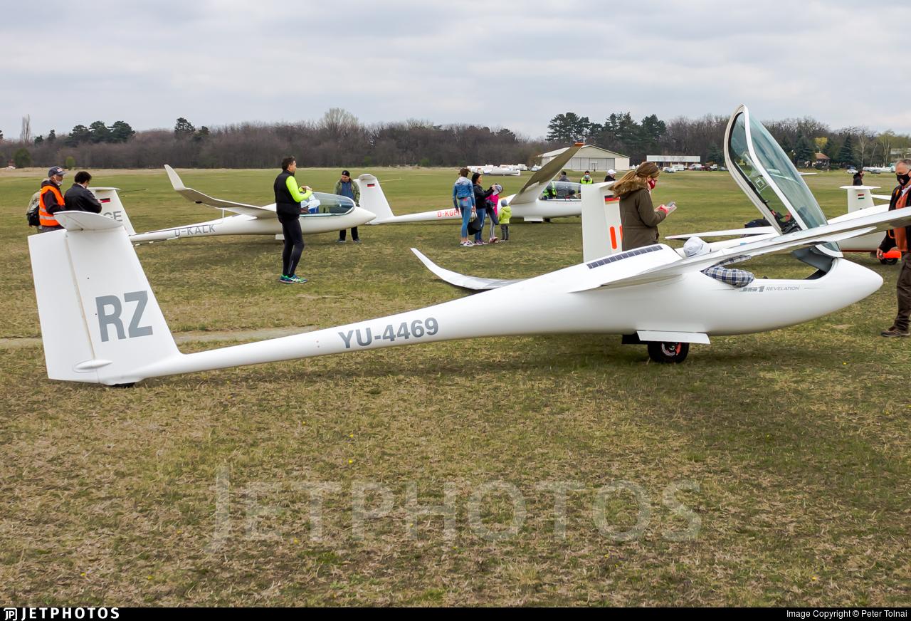 YU-4469 - Jonker JS-1 - Private