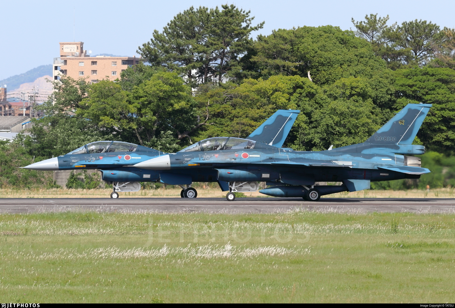 53-8130 - Mitsubishi F-2B - Japan - Air Self Defence Force (JASDF)