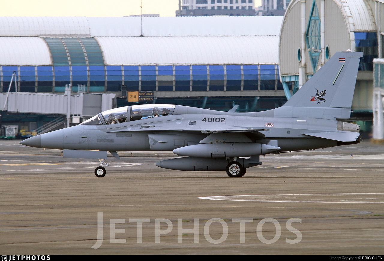 40102 | KAI T-50 Golden Eagle | Thailand - Royal Thai Air Force