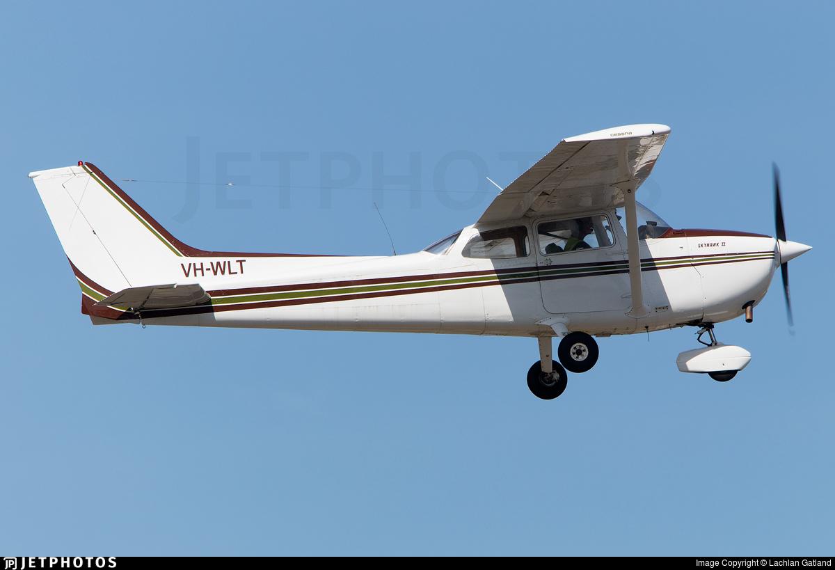 VH-WLT - Cessna 172M Skyhawk II - Private