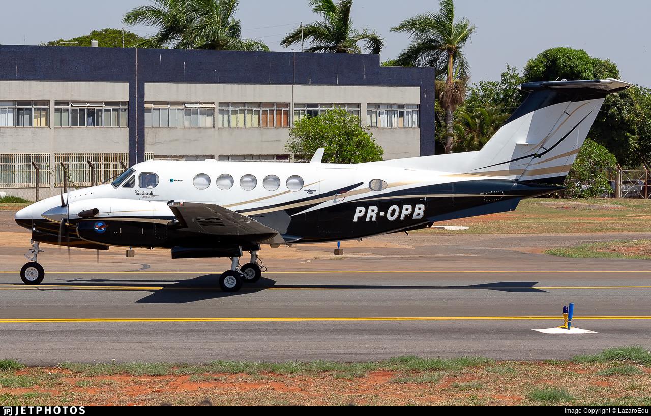 PR-OPB - Beechcraft B200 Super King Air - Private