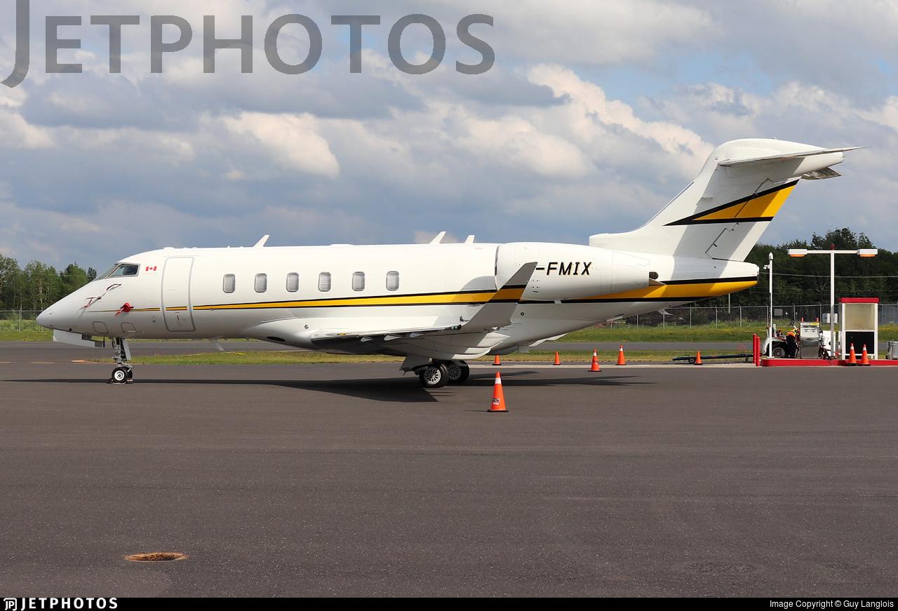 C-FMIX - Bombardier BD-100-1A10 Challenger 350 - Sunwest Aviation
