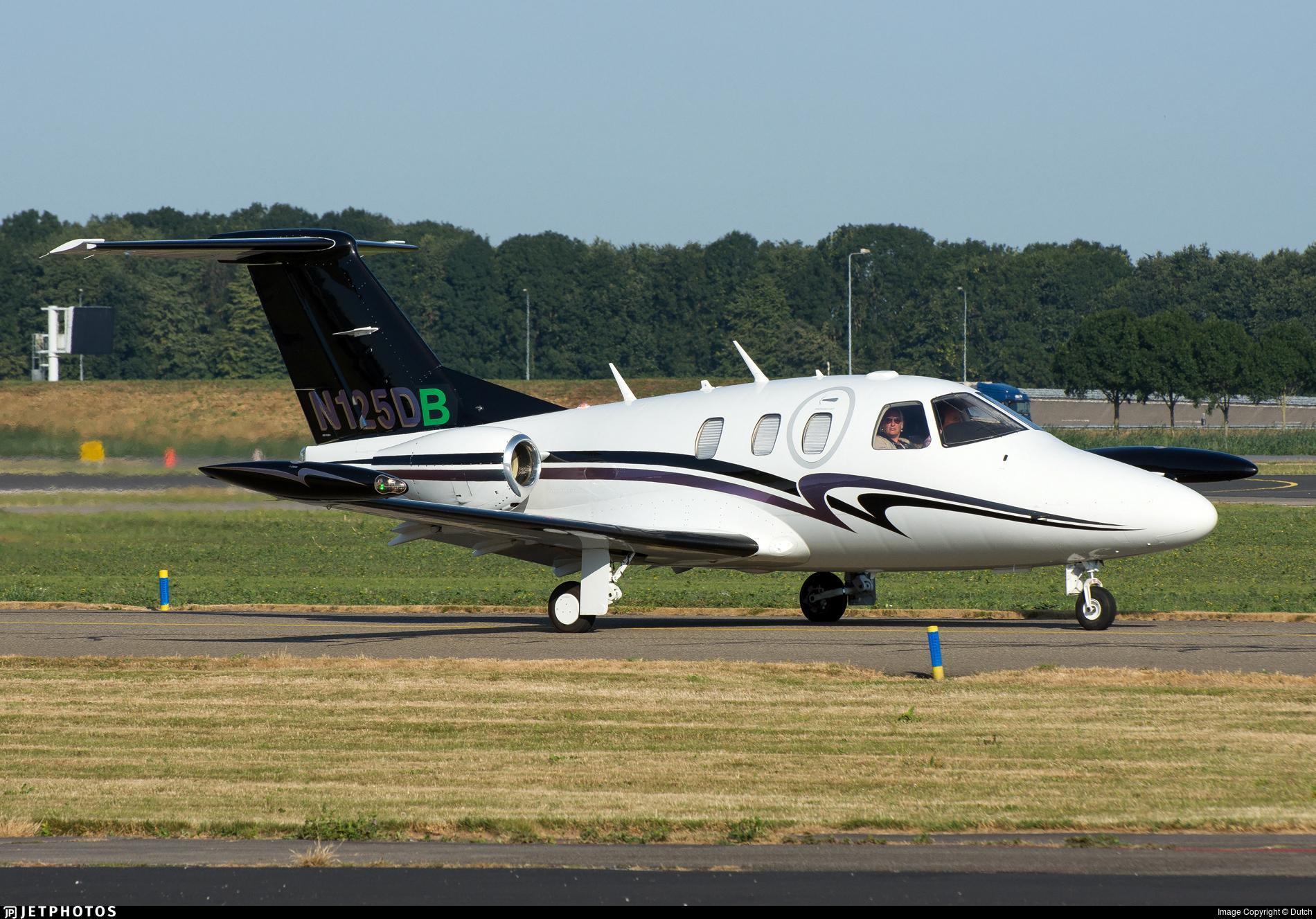 N125DB   Eclipse 500   Private   Dutch   JetPhotos