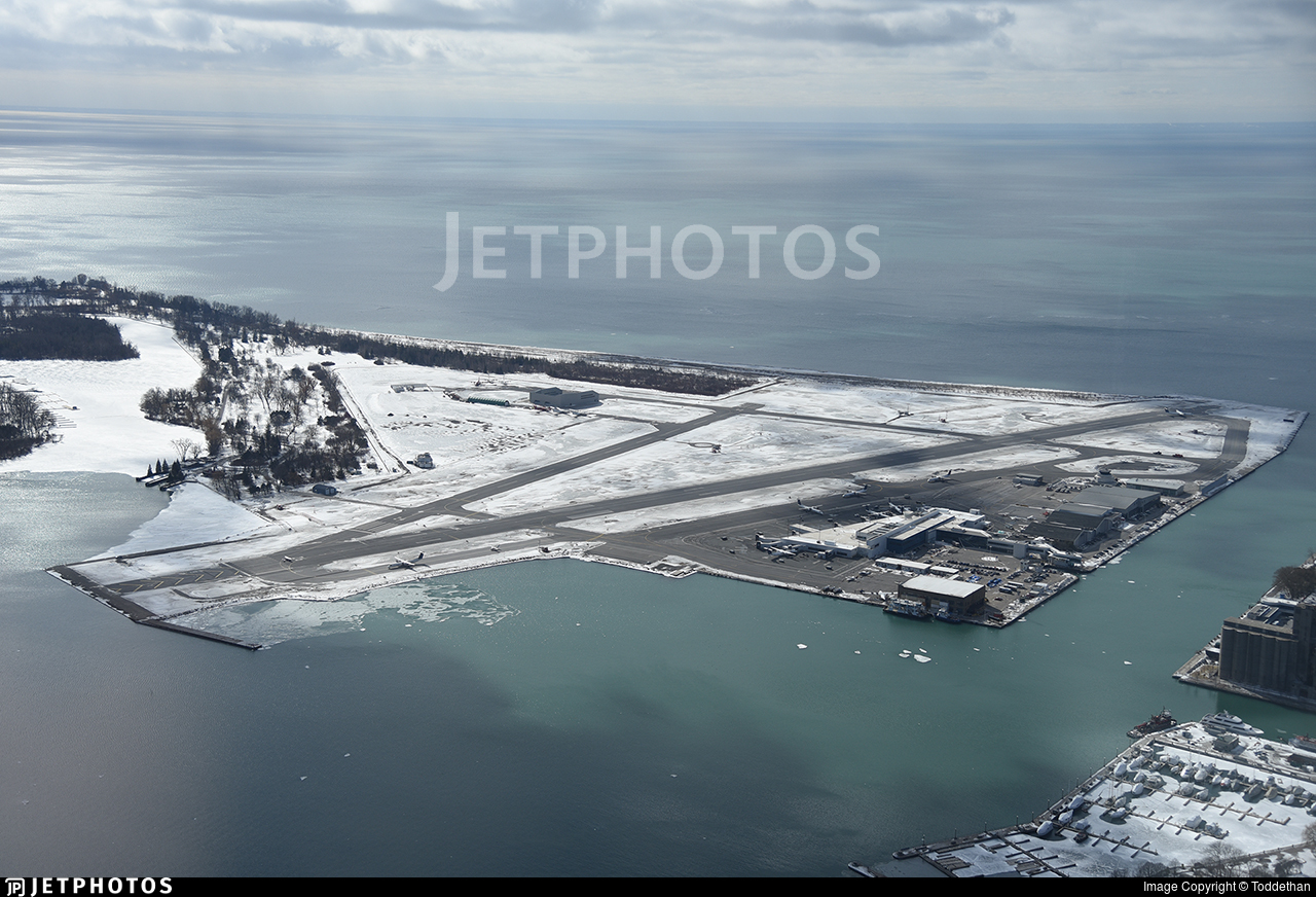 CYTZ - Airport - Airport Overview