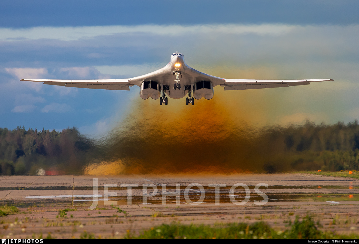 RF-94102 - Tupolev Tu-160S Blackjack - Russia - Air Force