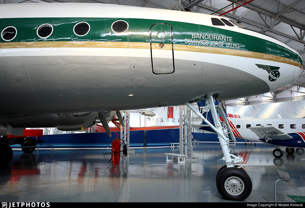 PP-PDD - Lockheed L-049 Constellation - Panair do Brasil