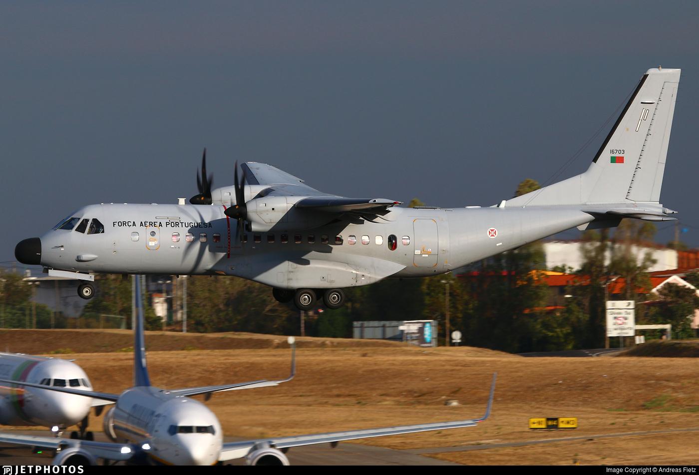 16703 - CASA C-295M - Portugal - Air Force