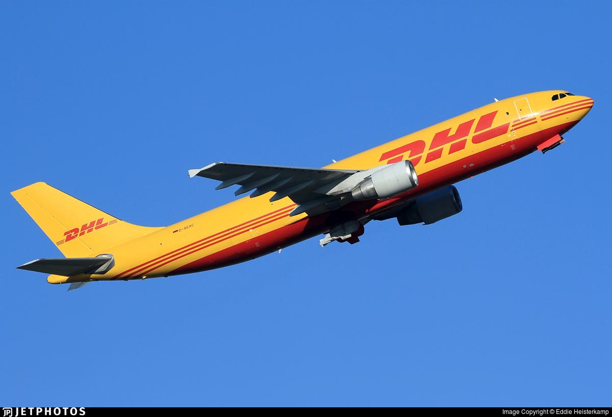 D-AEAC - Airbus A300B4-622R(F) - DHL (European Air Transport)