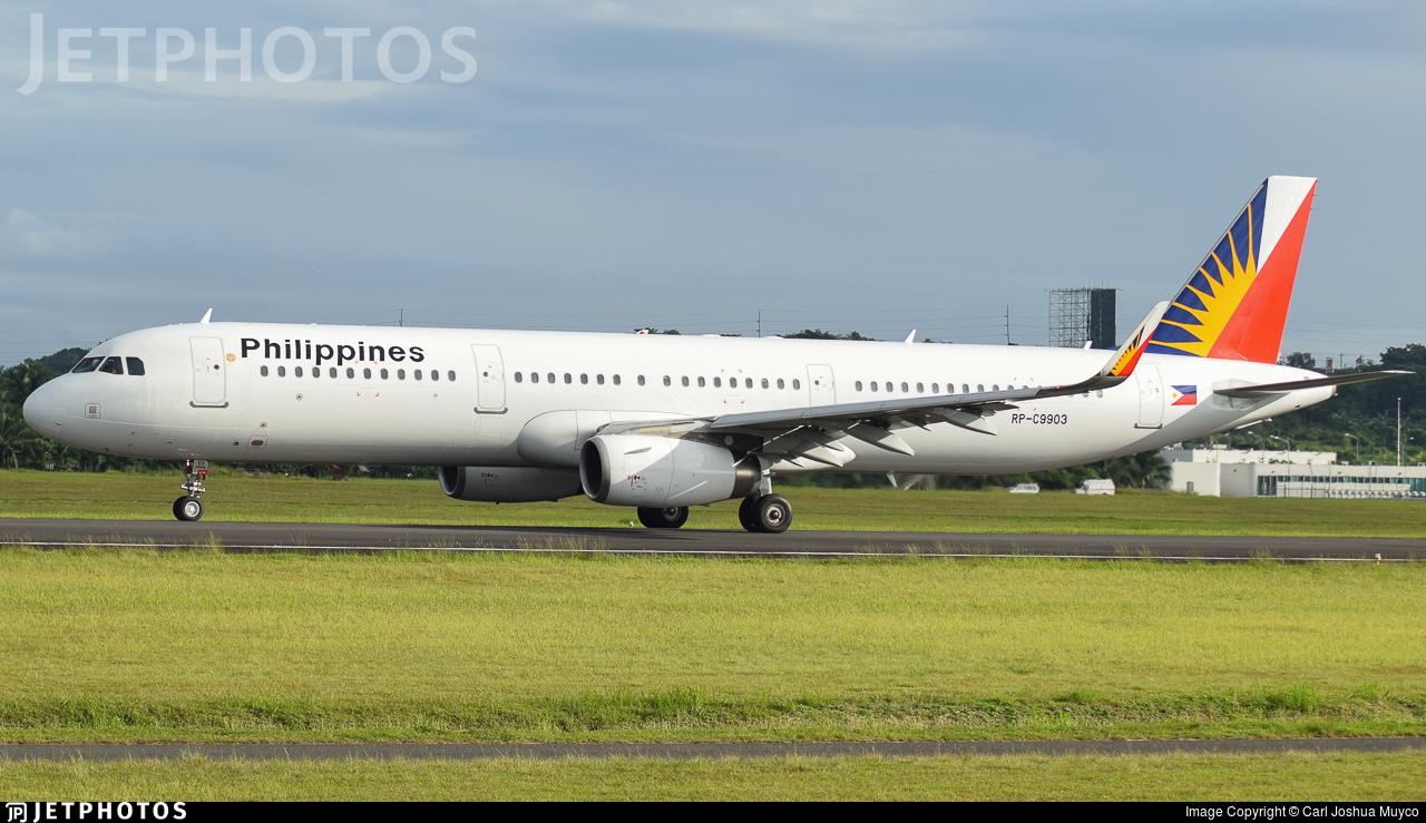 RP-C9903 - Airbus A321-231 - Philippine Airlines