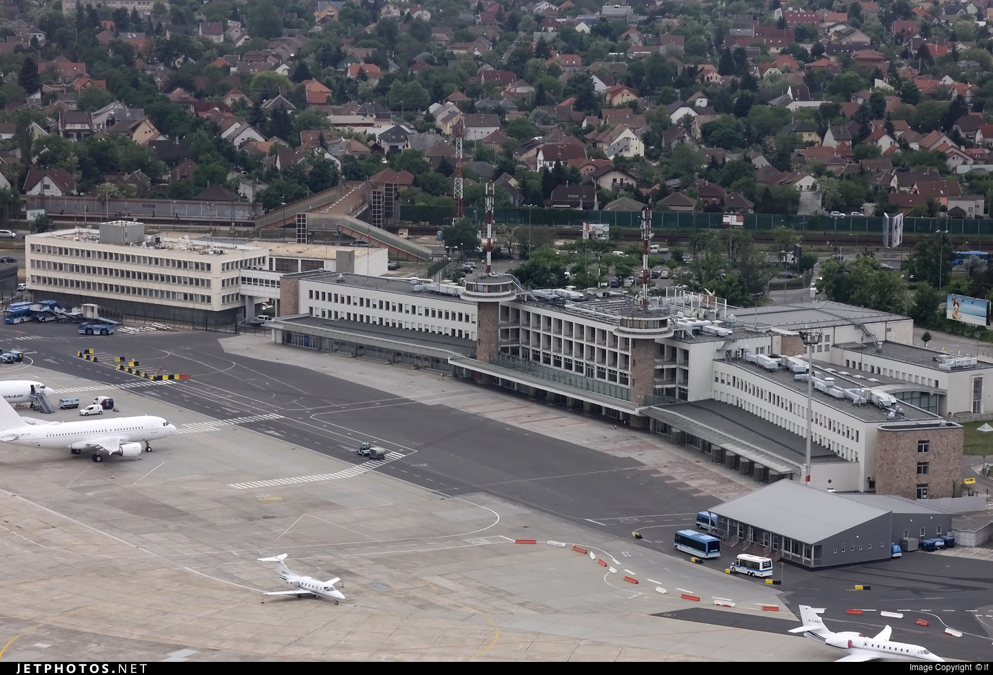 LHBP - Airport - Airport Overview