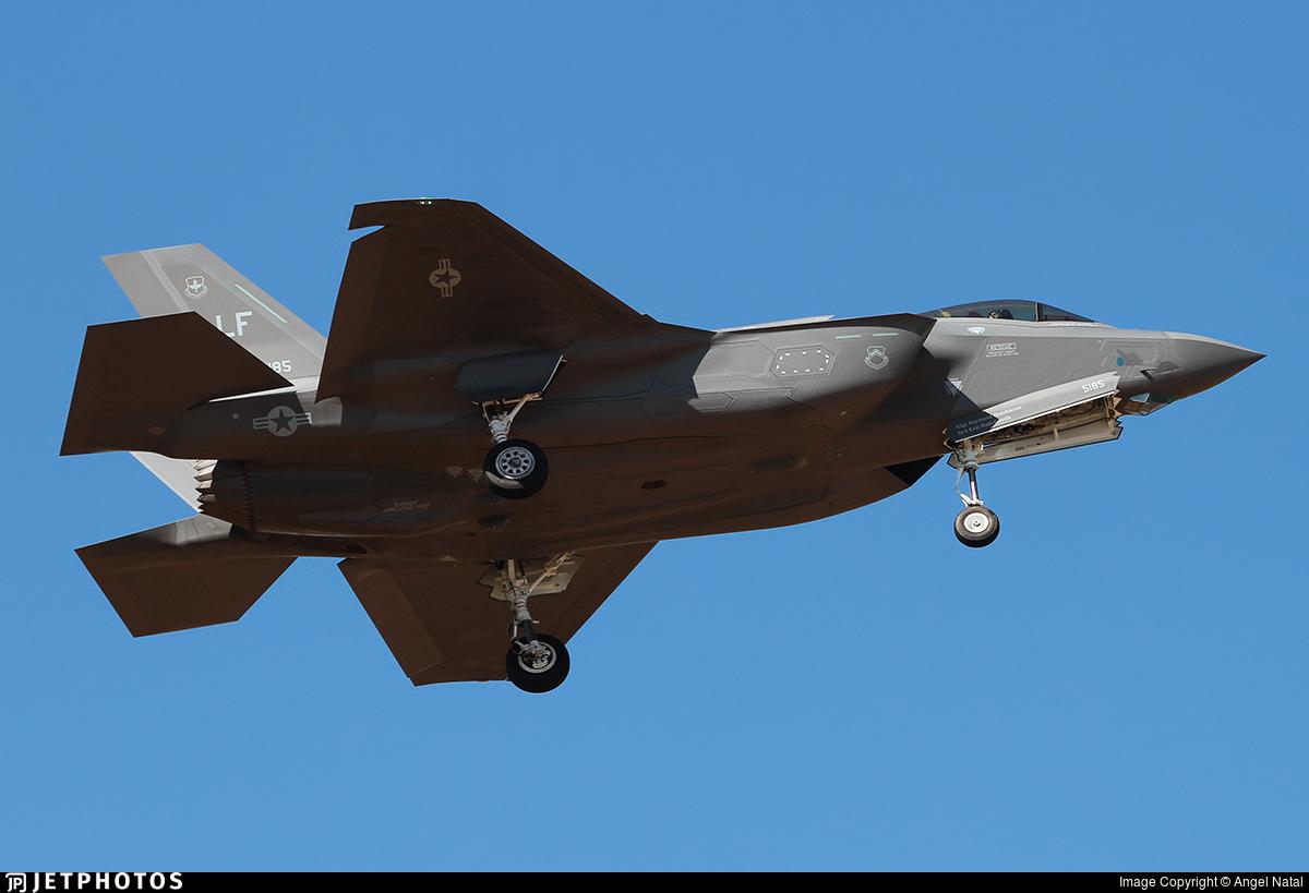15-5185 - Lockheed Martin F-35A Lightning II - United States - US Air Force (USAF)