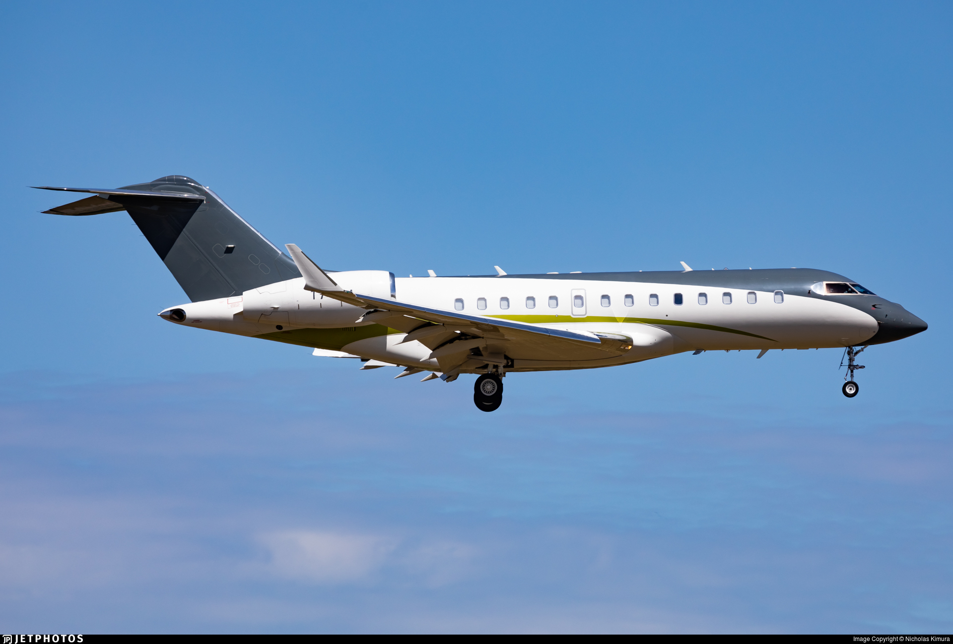 T7-TAA - Bombardier BD-700-1A11 Global 5000 - Private