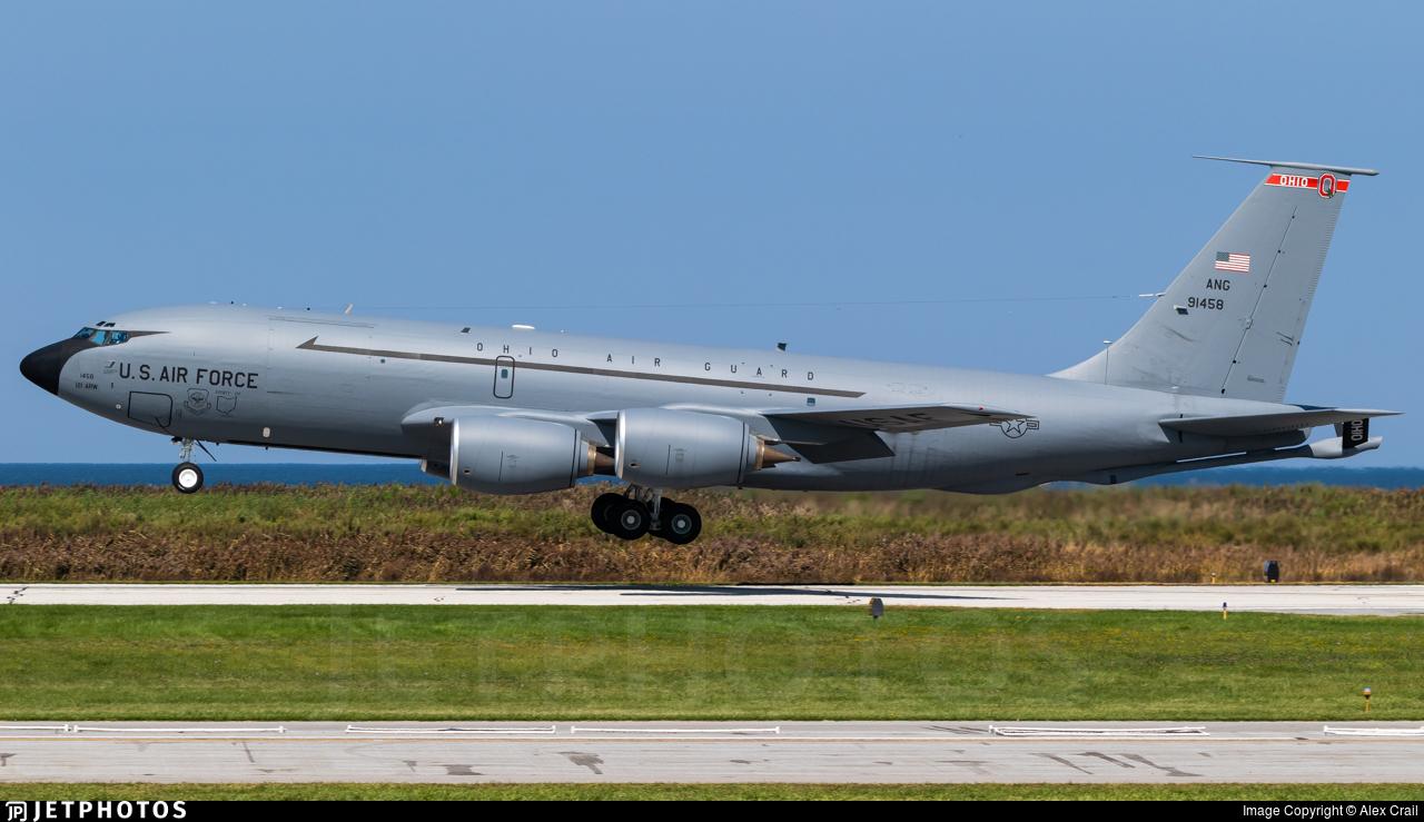 59-1458 - Boeing KC-135R Stratotanker - United States - US Air Force (USAF)