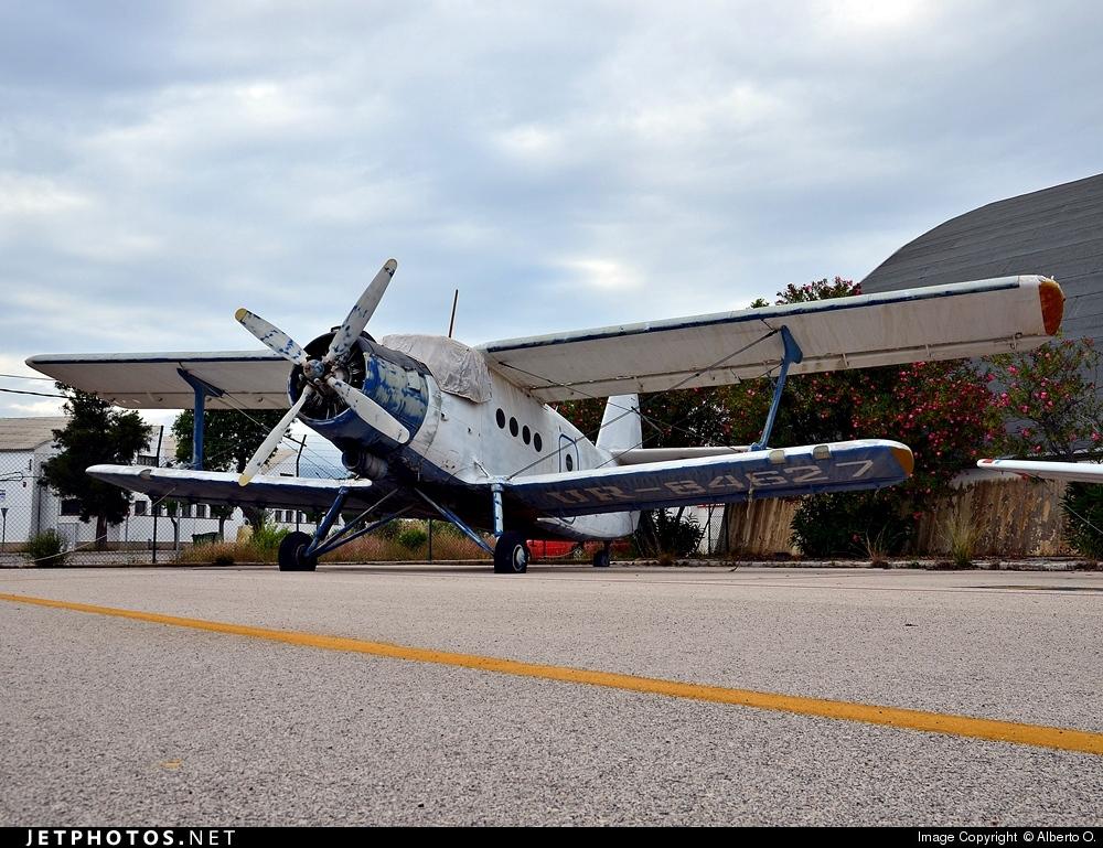 UR-84627 - Antonov An-2 - Fly LPI
