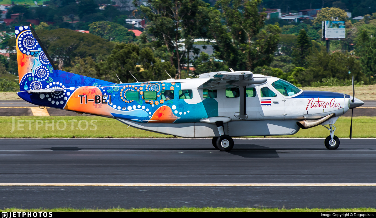 TI-BEI - Cessna 208B Grand Caravan - Nature Air