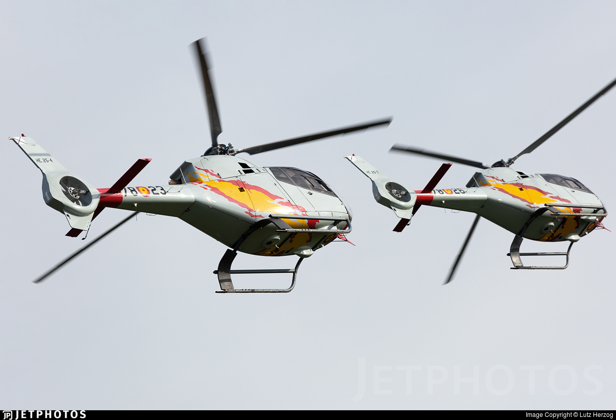 HE.25-4 - Eurocopter EC 120B Colibri - Spain - Air Force