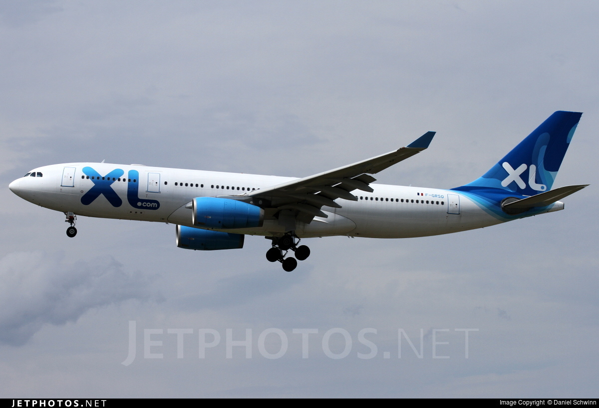 F grsq airbus a330 243 xl airways france jetphotos for Airbus a330 xl airways interieur