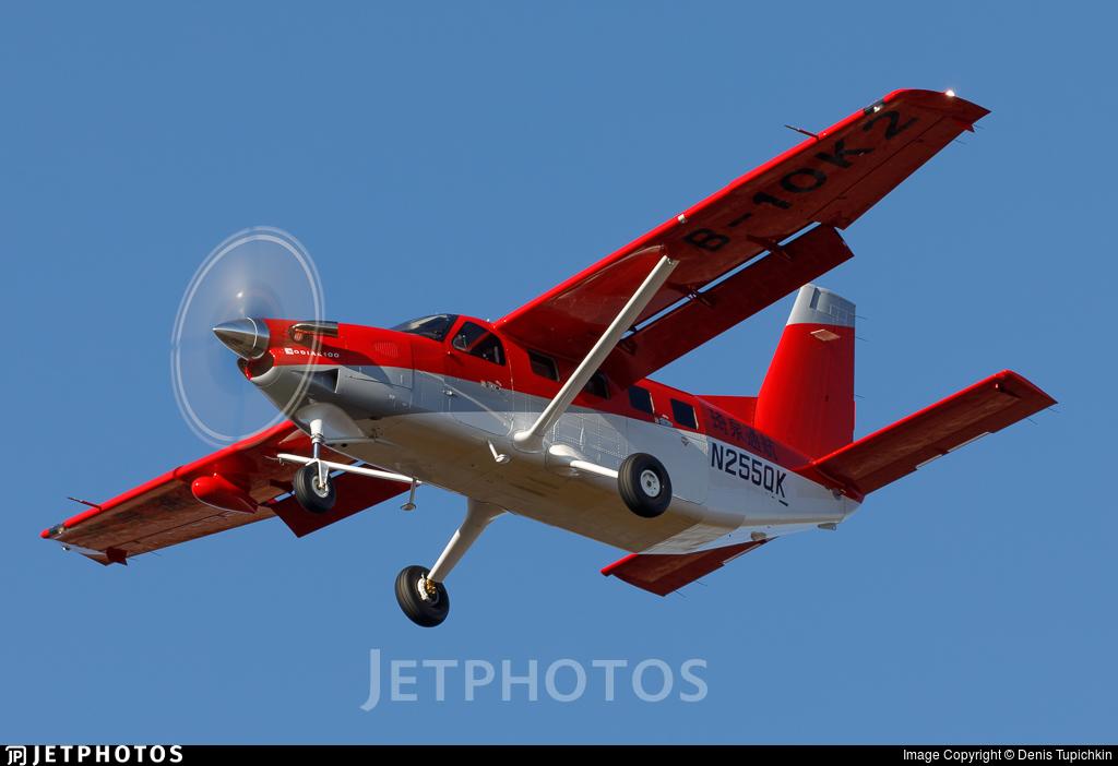 N255QK - Quest Aircraft Kodiak 100 - Quest Aircraft Company