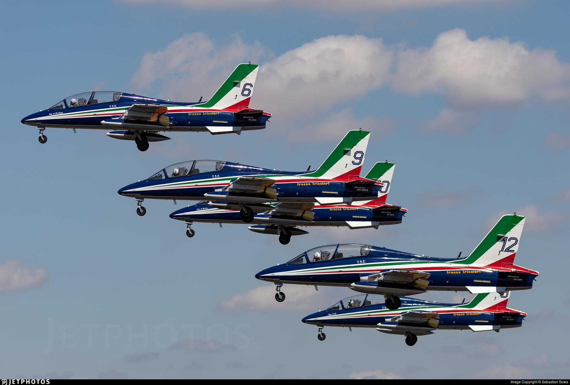 MM54538 - Aermacchi MB-339PAN - Italy - Air Force