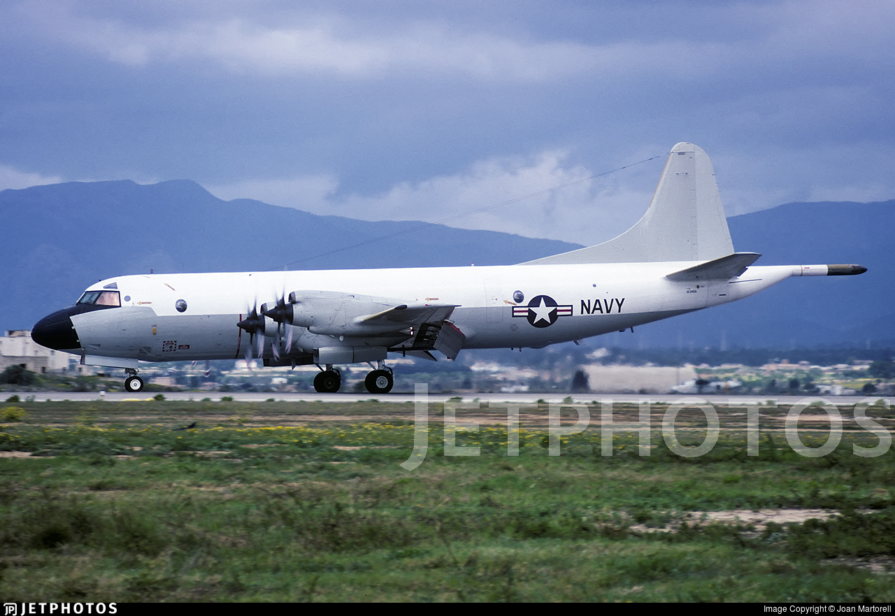 153456 - Lockheed P-3B Orion - United States - US Navy (USN)