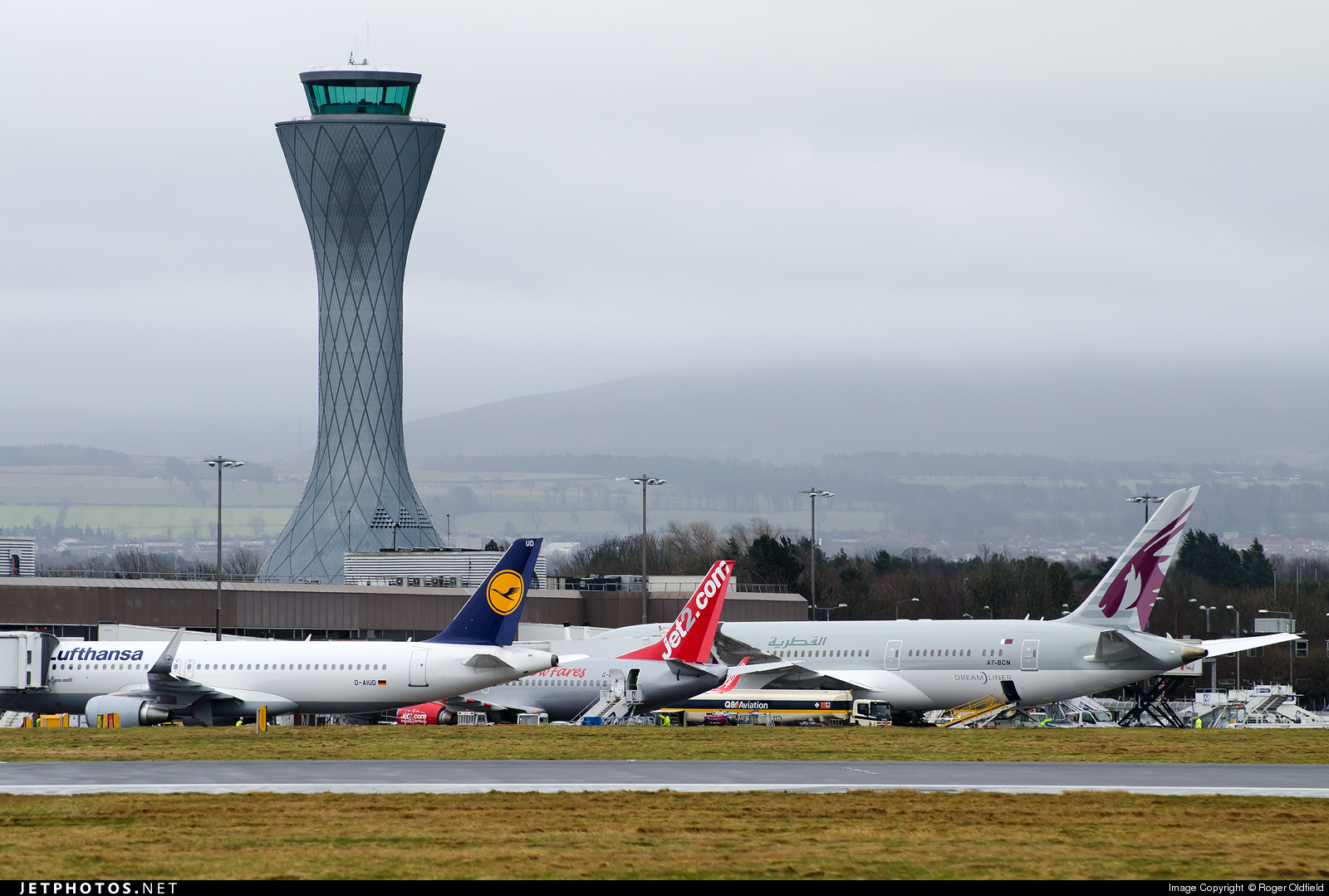 EGPH - Airport - Control Tower