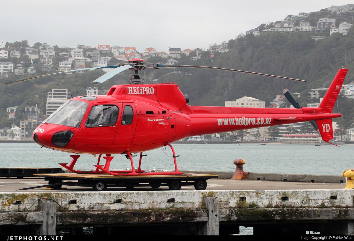 NZ-HYD - Aérospatiale AS 350D Ecureuil - Helipro