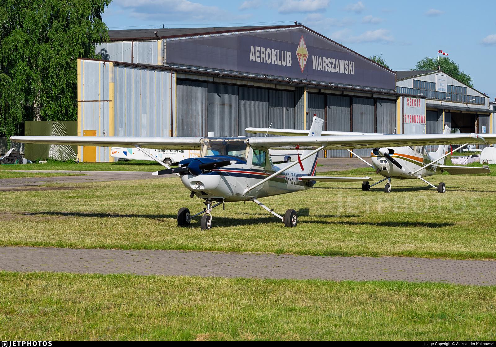 SP-ECM - Cessna 152 - Private