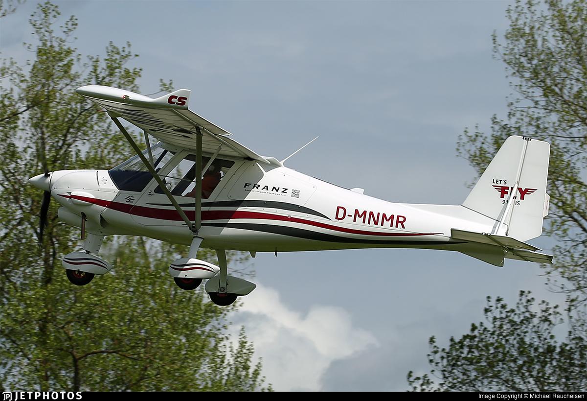 D-MNMR - Comco Ikarus C-42CS  - Private