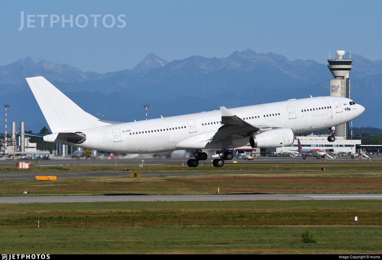 EI-GVH - Airbus A330-243 - I-Fly Airlines