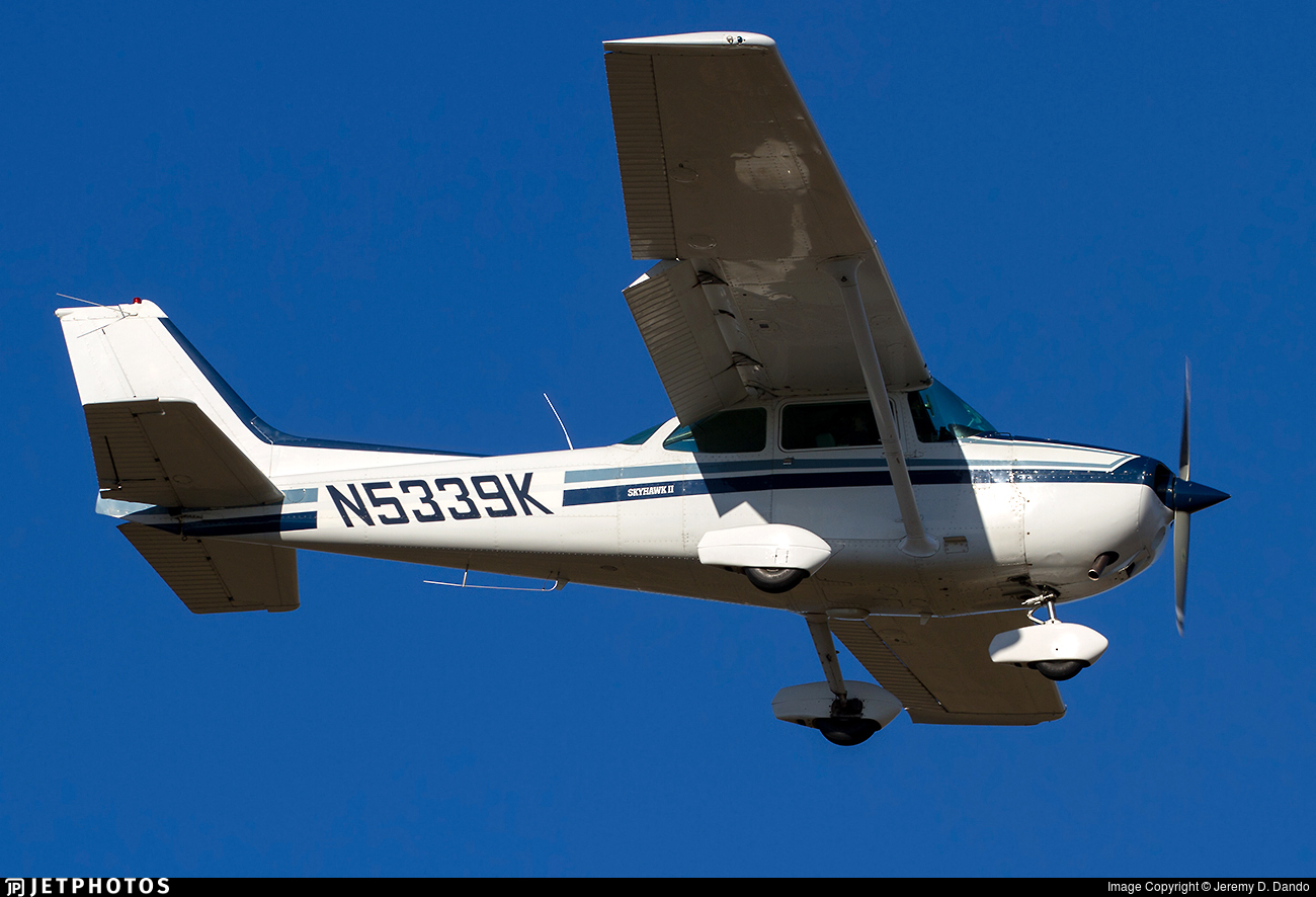 N5339K - Cessna 172P Skyhawk II - Private