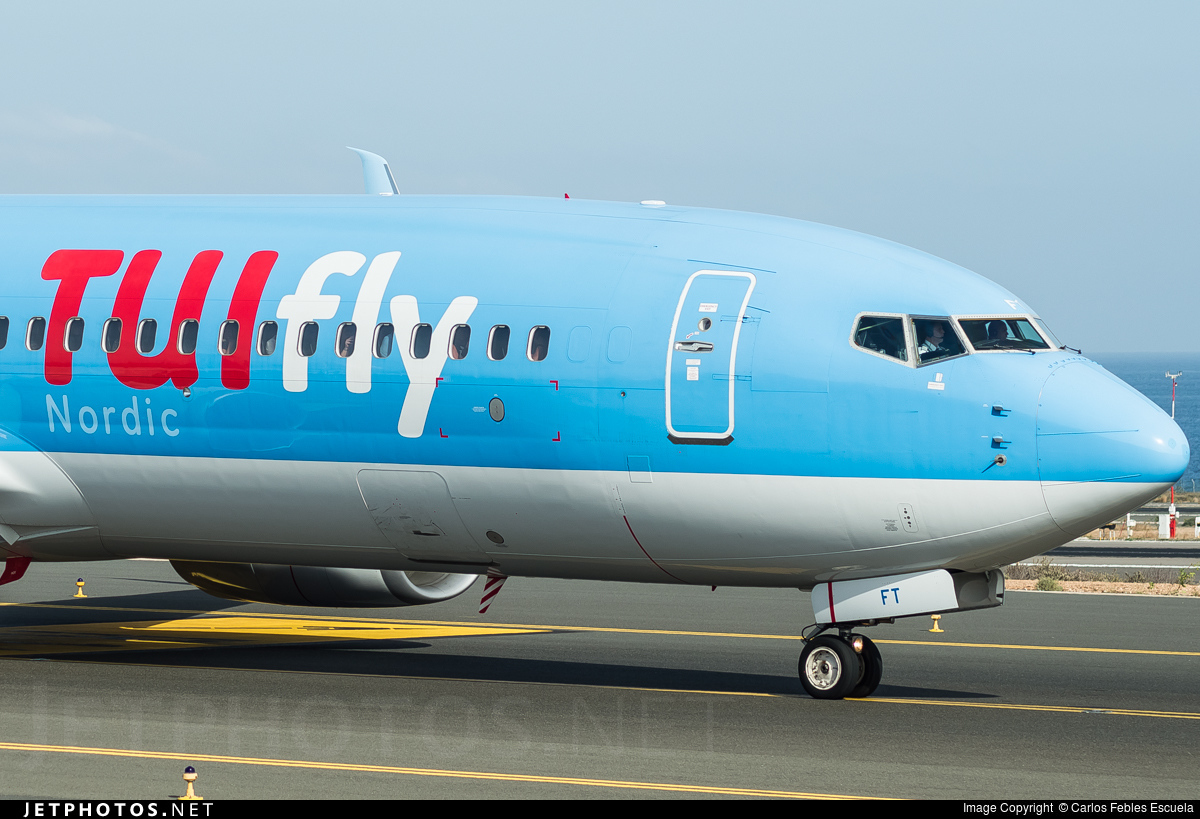SE-RFT - Boeing 737-8K5 - TUIfly Nordic