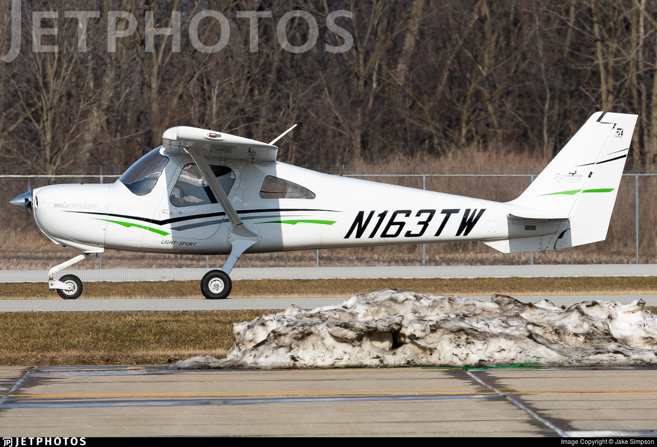 N163TW - Cessna 162 SkyCatcher - Tom Wood Aviation