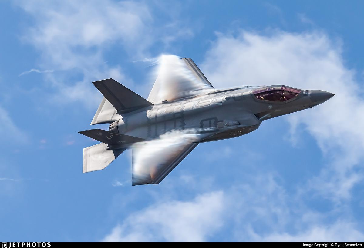 13-5081 - Lockheed Martin F-35A Lightning II - United States - US Air Force (USAF)