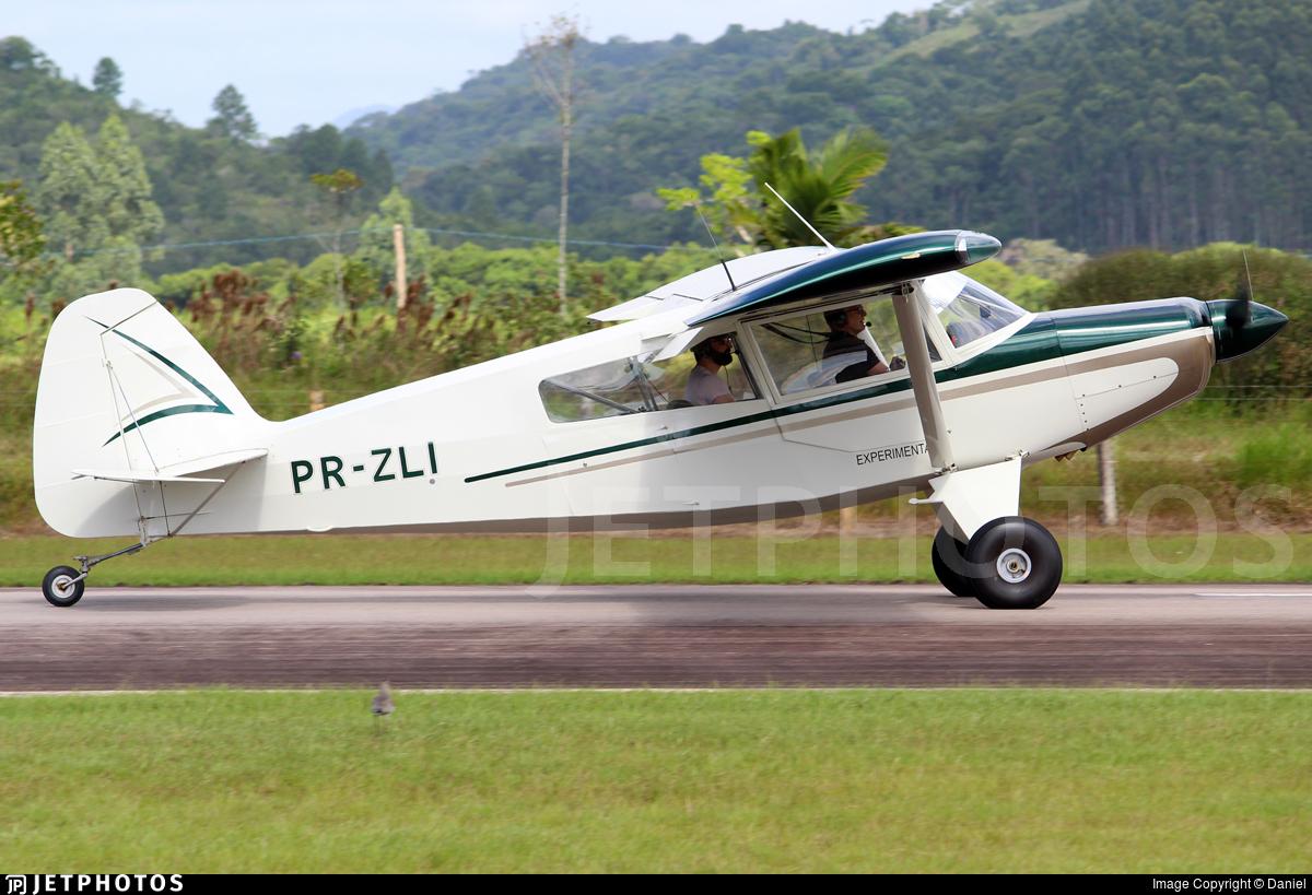 PR-ZLI - Bearhawk Patrol - Private