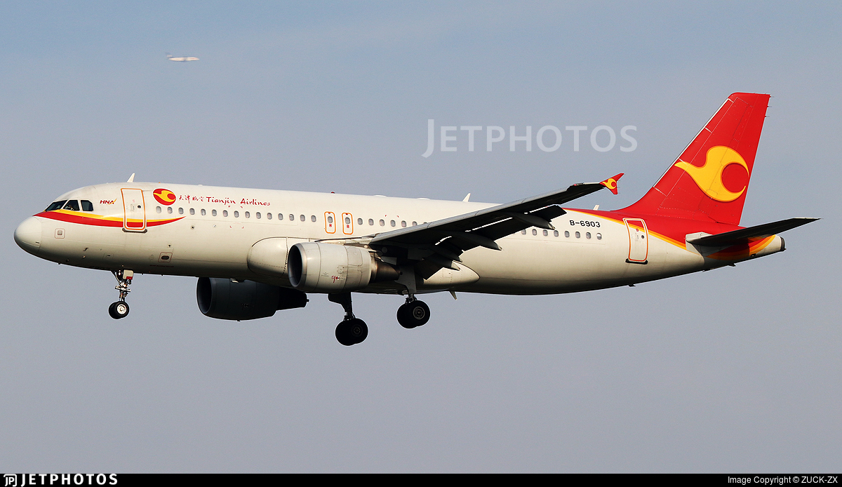 B-6903 - Airbus A320-214 - Tianjin Airlines