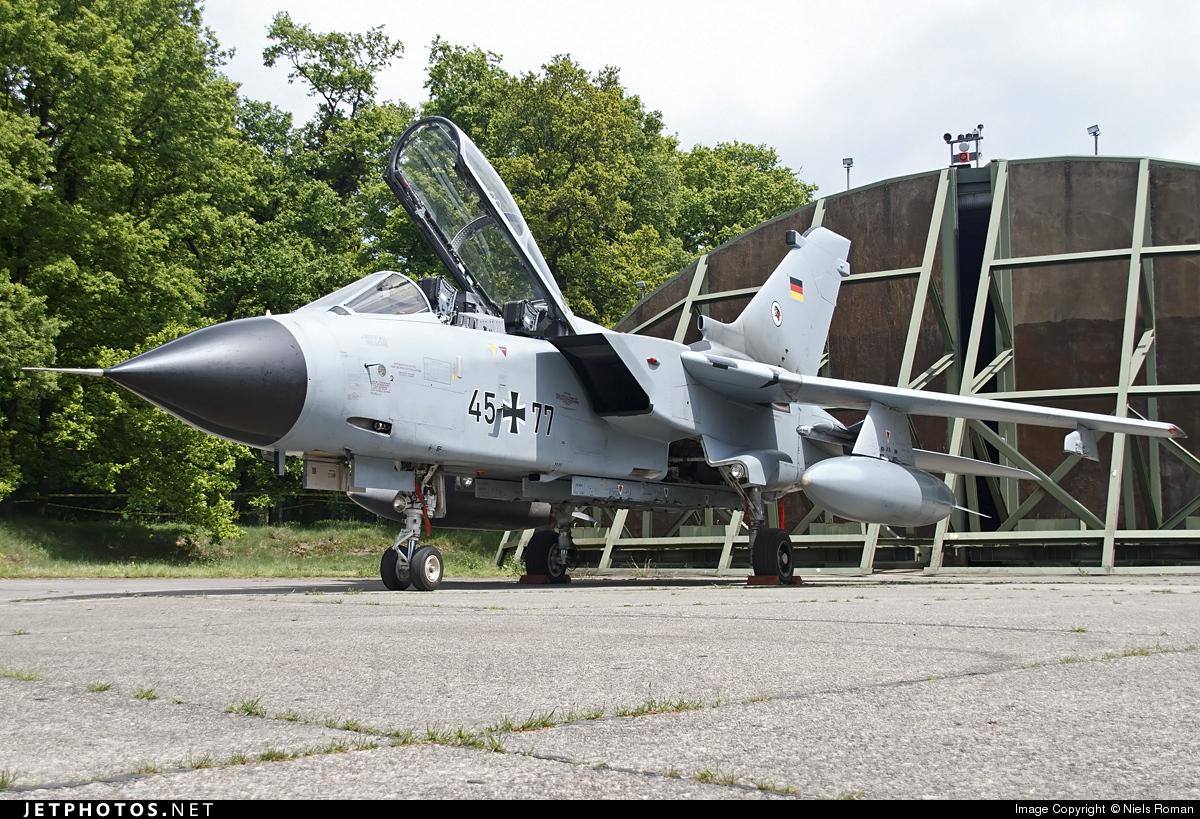 4577 - Panavia Tornado IDS - Germany - Air Force